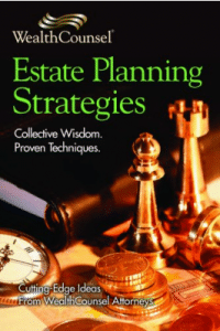 WC Estate Planning Strategies Book Cover