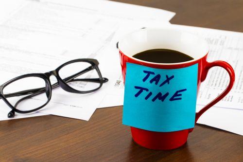 Tax Time Mug